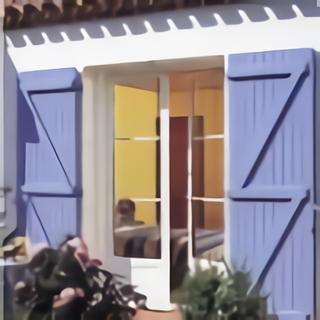 Fenêtre mixte aluminium bois rénovation vue extérieure