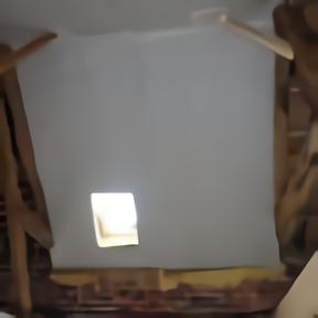 Placo isolation sur charpente ancienne