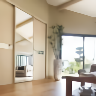 porte coulissante int rieure pos e en applique extension. Black Bedroom Furniture Sets. Home Design Ideas