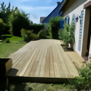 Terrasse bois en pin traité classe 4