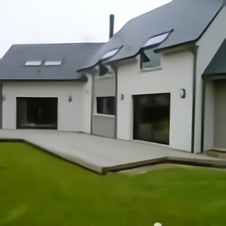 Terrasse en fiberon pro gris