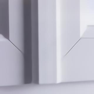 Battement intérieur design fenêtre PVC