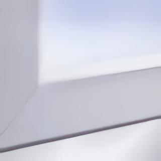 Cache fiche décoratif fenêtre PVC