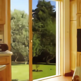 Fenêtre coulissante galandage mixte bois aluminium