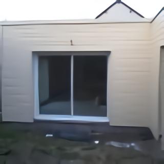 Fenêtre coulissante aluminium ossature bois