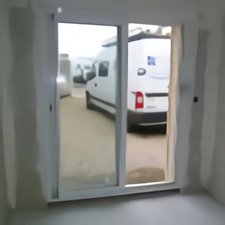 Fenêtre coulissante aluminium placo pose