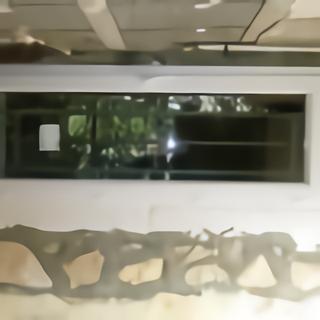 Fenêtre PVC sous-sol avec élargisseurs