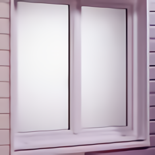 Fenêtre spéciale maison ossature bois