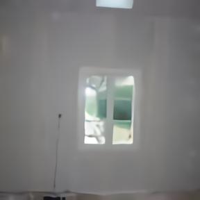 Habillage éveil fenêtre PVC après doublage isolation