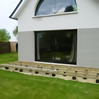 Lambourdes et plots réglables terrasse bois