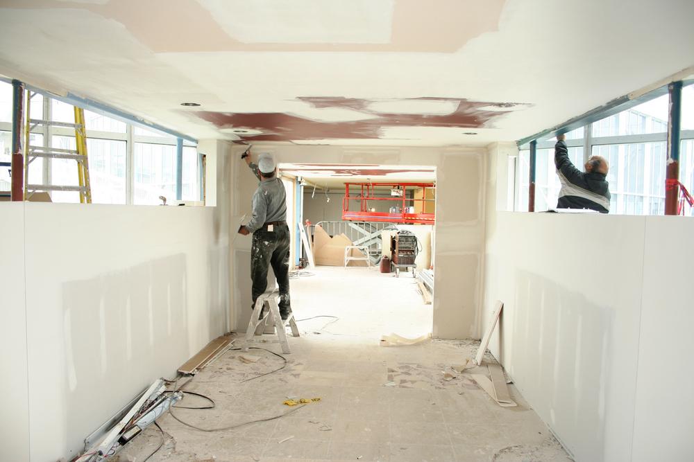 Rénovation maçonnerie et cloisons