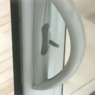 Poignée ouverte vantail principal fenêtre aluminium