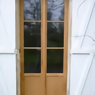 Porte fenêtre en chêne