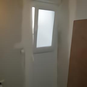 Porte fenêtre PVC volet roulant électrique