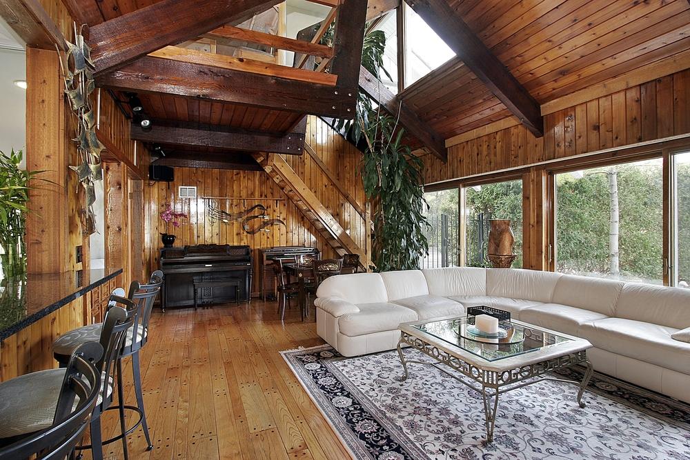 prix de pose d 39 un lambris tarif moyen co t de pose. Black Bedroom Furniture Sets. Home Design Ideas