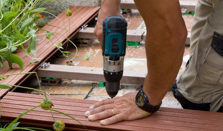 Construire Une Terrasse Quel Materiau Choisir Pour Quel Prix