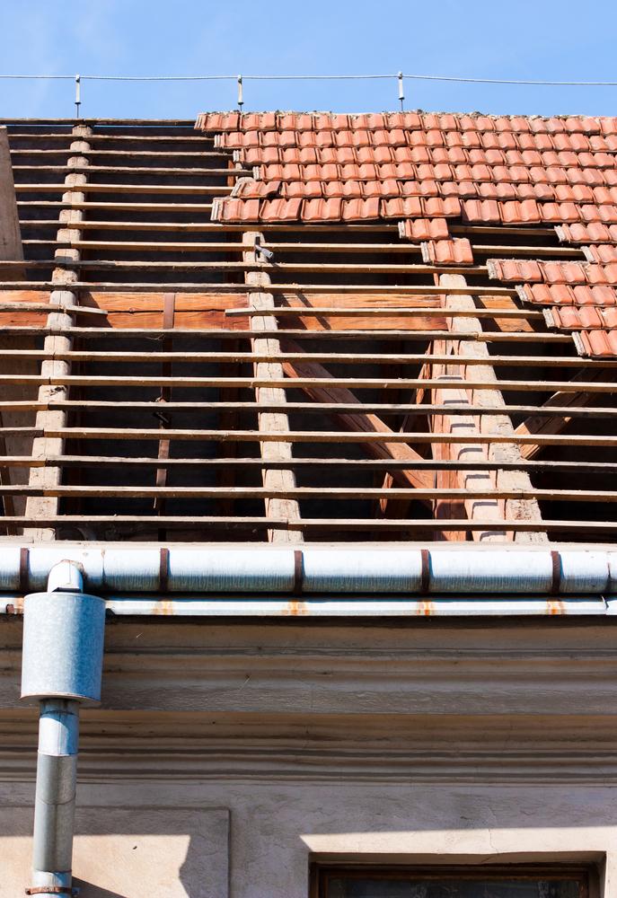Rénovation toiture couverture