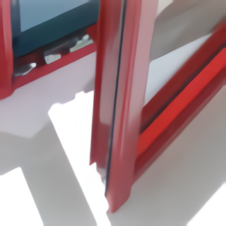 Sécurité renforcée fenêtre aluminium
