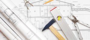 Plan dessinateur en bâtiment