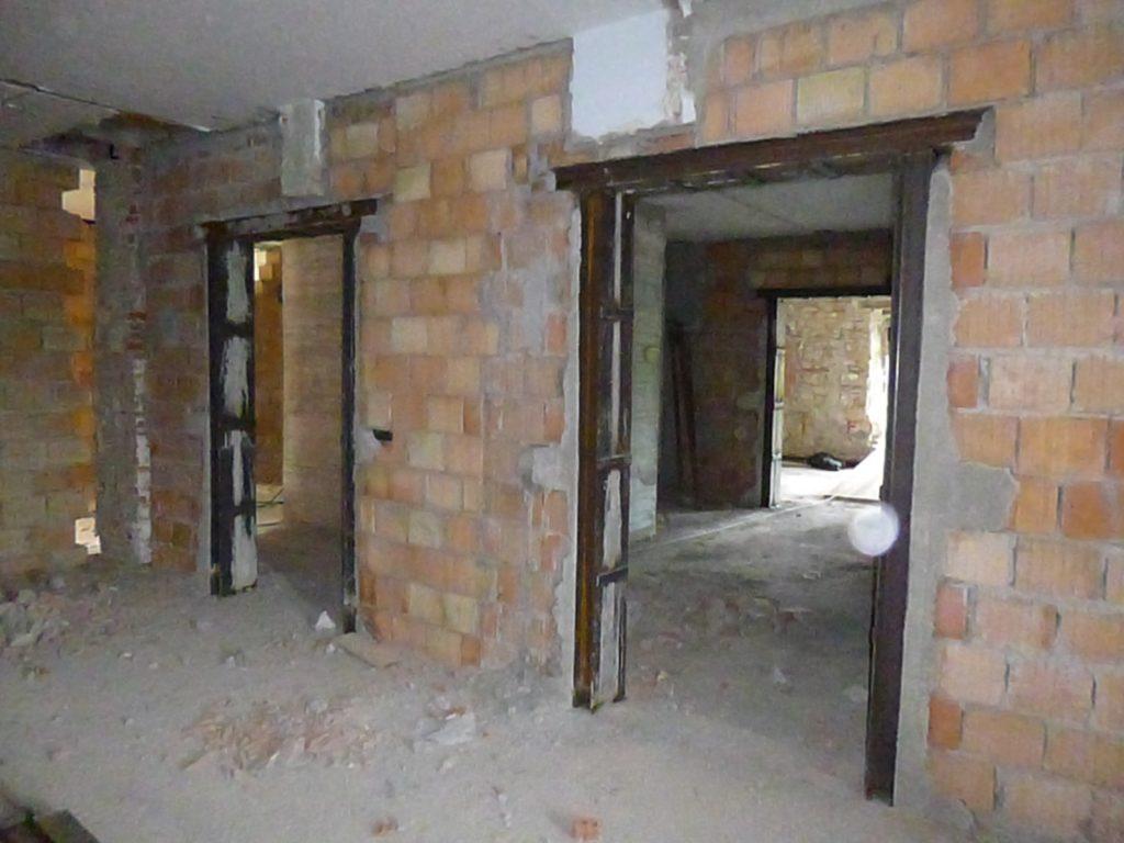 Casser Une Cloison En Brique installer une poutre ipn sur un mur porteur : démarches