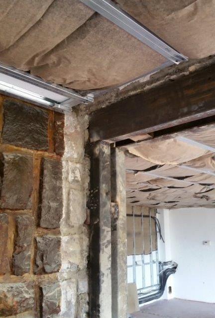 IPN dans une maison en rénovation