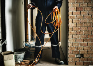 Travaux de renovation electrique